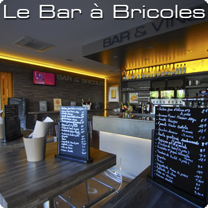 Ambiance Bar à bricoles